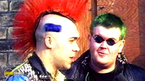 A still #38 from UK/DK: A Film About Punks and Skinheads (1996)