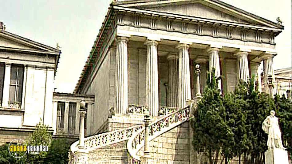 Walk Through Neoclassical Athens online DVD rental