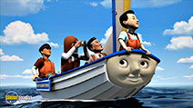 A still #7 from Thomas and Friends: Danger at the Docks (2018)