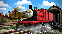 A still #6 from Thomas and Friends: Danger at the Docks (2018)