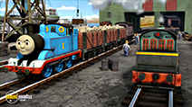 A still #5 from Thomas and Friends: Danger at the Docks (2018)