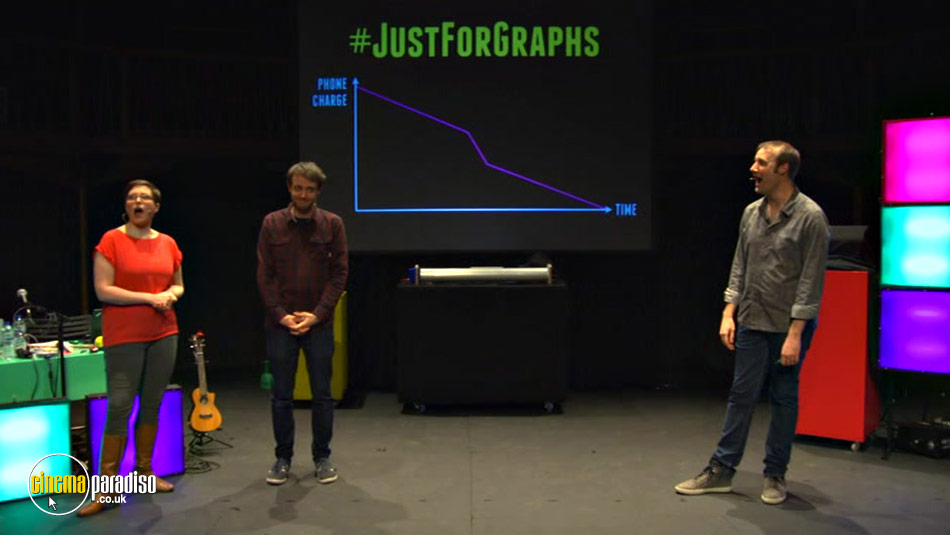 Festival of the Spoken Nerd: Just for Graphs online DVD rental
