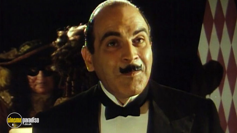 Agatha Christie's Poirot: The Affair at the Victory Ball / The Mystery of Hunter's Lodge online DVD rental