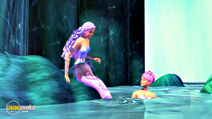 Still #5 from Barbie: Mermaidia