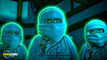 A still #40 from Lego Ninjago: Day of the Departed (2017)