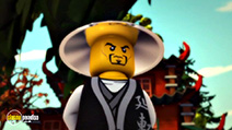 A still #39 from Lego Ninjago: Day of the Departed (2017)