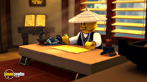 A still #38 from Lego Ninjago: Day of the Departed (2017)