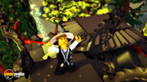 A still #37 from Lego Ninjago: Day of the Departed (2017)