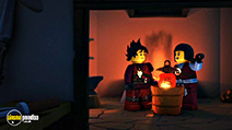 A still #36 from Lego Ninjago: Day of the Departed (2017)
