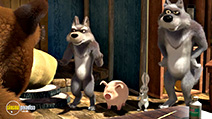 A still #39 from Masha and the Bear: Kidding Around (2013)