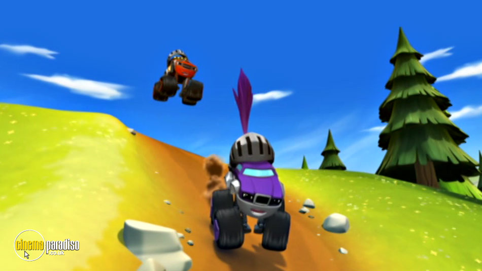 A Still 8 From Blaze And The Monster Machines Light
