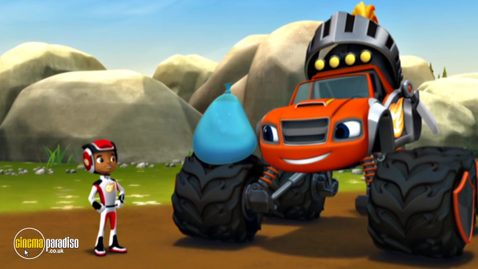 A Still 4 From Blaze And The Monster Machines Light