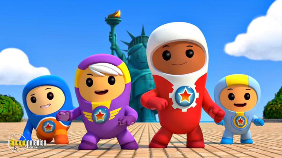 Go Jetters: The North Pole (aka Go Jetters: The North Pole and Other Adventures) online DVD rental