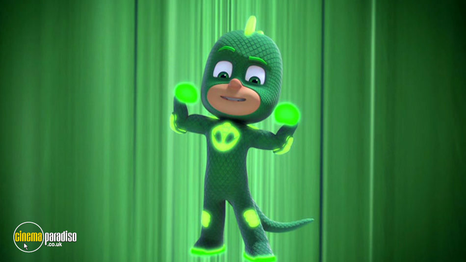 PJ Masks: Let's Go PJ Masks online DVD rental