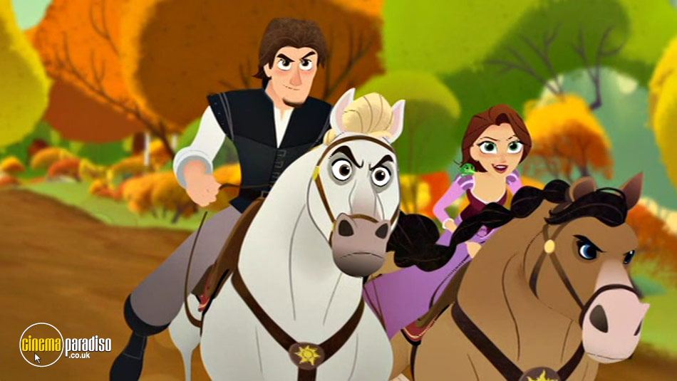 Tangled: Before Ever After (aka Tangled: The Series) online DVD rental