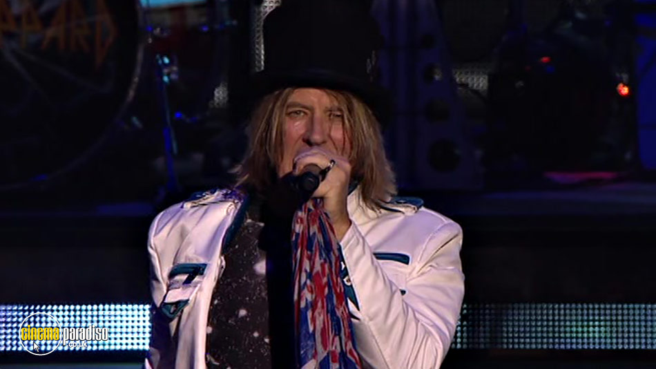 Def Leppard: And There Will Be a Next Time: Live from Detroit online DVD rental