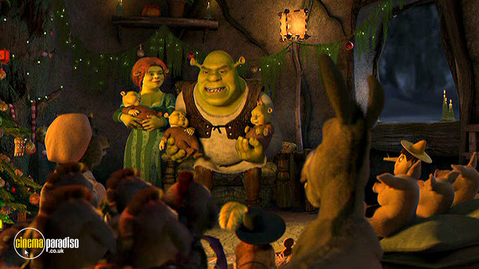 Rent Shrek the Halls (2007) film | CinemaParadiso.co.uk