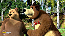 A still #37 from Masha and the Bear: Dance Fever (2013)