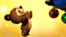 A still #36 from Masha and the Bear: Dance Fever (2013)