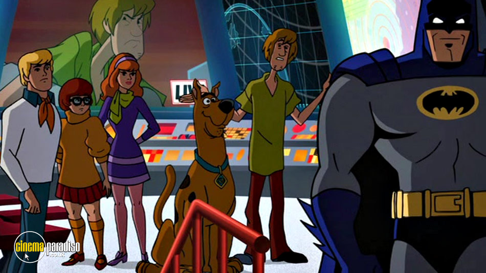 Scooby-Doo and Batman: The Brave and the Bold online DVD rental