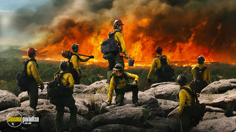 Only the Brave (aka No Exit / Granite Mountain Hotshots) online DVD rental