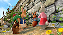A still #51 from Peter Rabbit: The Tale of the Unexpected Hero (2015)