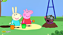 A still #50 from Peppa Pig: The Easter Bunny (2017)