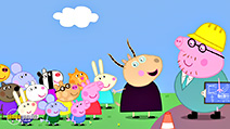 A still #46 from Peppa Pig: The Easter Bunny (2017)