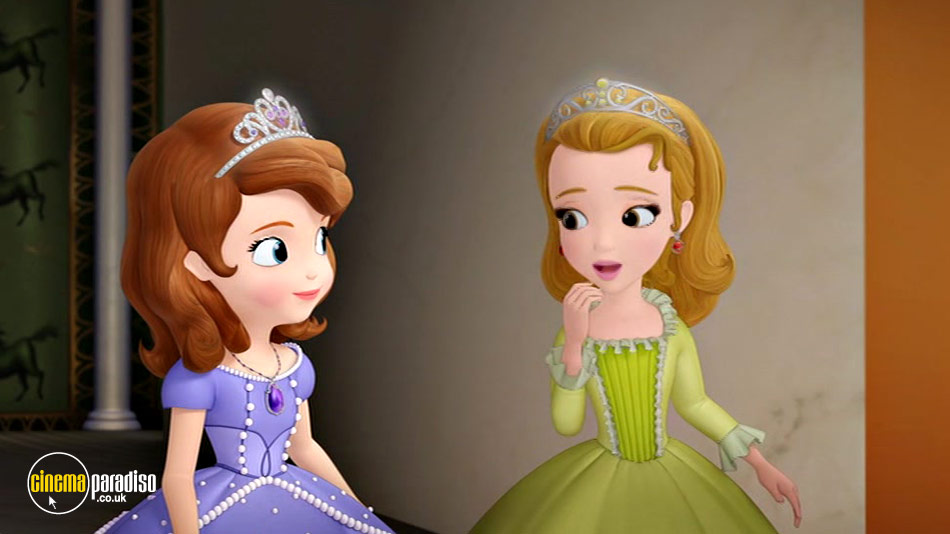 Sofia the First: The Curse of Princess Ivy online DVD rental