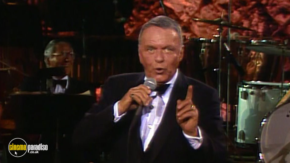 Frank Sinatra: Concert for the Americas with Buddy Rich online DVD rental