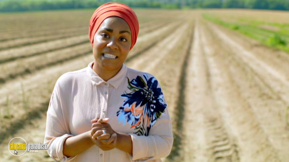 Nadiya's British Food Adventures online DVD rental