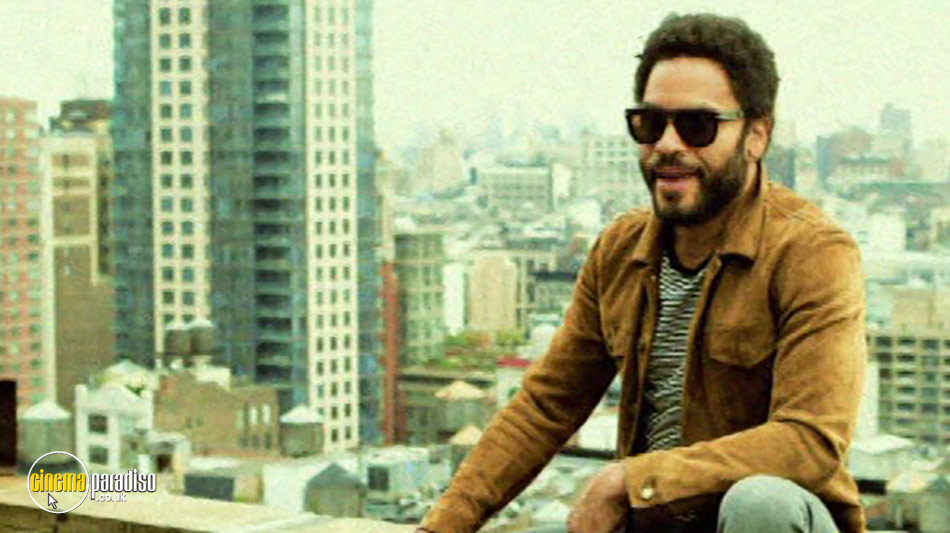Just Let Go: Lenny Kravitz: Live online DVD rental
