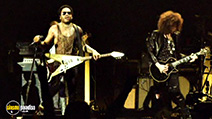 A still #2 from Just Let Go: Lenny Kravitz: Live (2014)