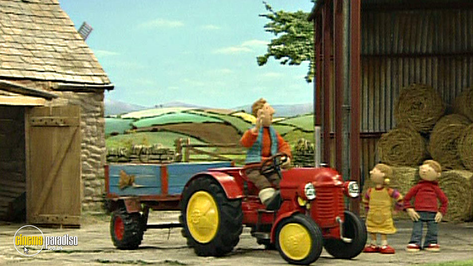 Little Red Tractor: Let's Go online DVD rental