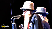 A still #37 from ZZ Top: Groovy Little Hippy Pad (2012)