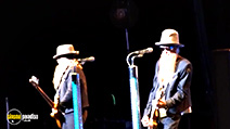 A still #36 from ZZ Top: Groovy Little Hippy Pad (2012)