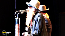 A still #34 from ZZ Top: Groovy Little Hippy Pad (2012)