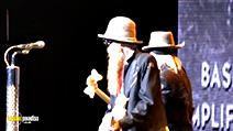 A still #33 from ZZ Top: Groovy Little Hippy Pad (2012)