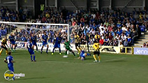 A still #40 from Shrewsbury Town FC: Going Up: Season Review 2014/2015 (2015)