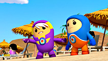 A still #39 from Go Jetters: The Amazon Rainforest (2016)