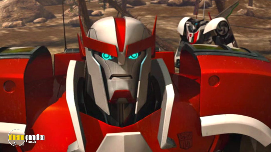 Transformers Prime: Series 2: Part 3 (aka Transformers Prime: Series 2: Toxicity) online DVD rental