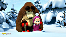 A still #39 from Masha and the Bear: Holiday on Ice (2009)