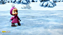 A still #37 from Masha and the Bear: Holiday on Ice (2009)