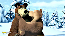 A still #36 from Masha and the Bear: Holiday on Ice (2009)