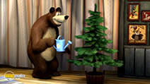 A still #35 from Masha and the Bear: Holiday on Ice (2009)