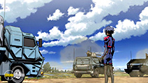 A still #21 from Code Geass: Akito the Exiled: Part 1 and 2 (2012)