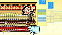 A still #57 from Mr Bean: The Animated Series: Vol.8 (2004)