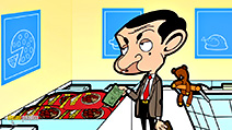 A still #56 from Mr Bean: The Animated Series: Vol.8 (2004)