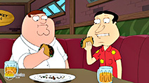 A still #82 from Family Guy: Series 16 (2016)