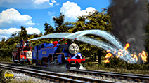 A still #70 from Thomas and Friends: Team Up with Thomas (2013)
